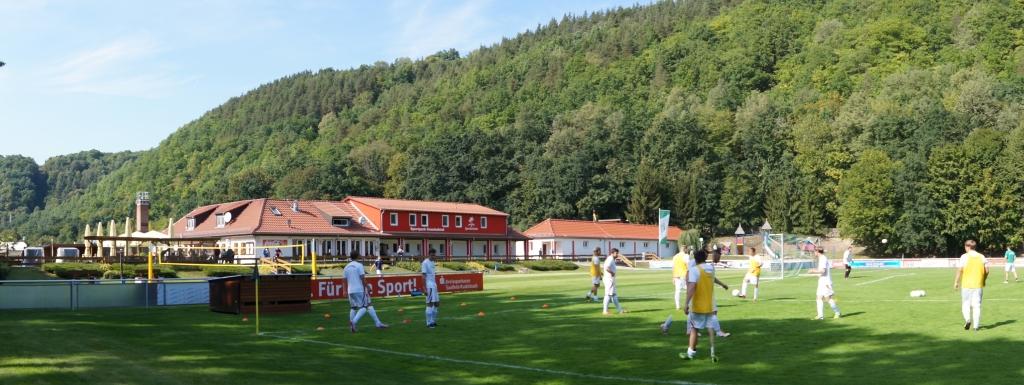 SV 1883 Schwarza - Fussball